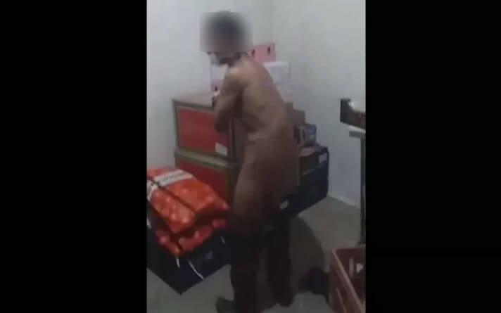 Segurança suspeito de torturar jovem em supermercado é preso